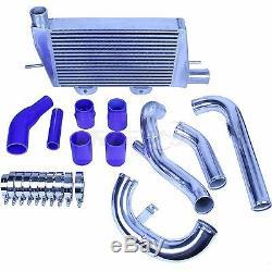 REV9 For 08-15 Evolution X EVO10 4b11 MR /Ralliart Turbo Intercooler Kit Bolt-On