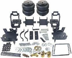 Rear Axle Level Air Tow Assist Kit For 1999-04 Ford F350 1 ton Pick up over load