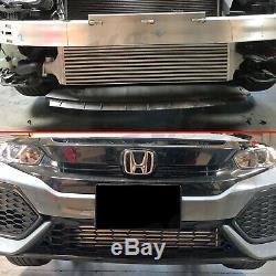 Rev9 Bolt-On Upgrade Front Mount Intercooler Kit For Honda Civic FC 2016+ 1.5T