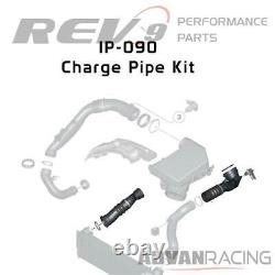 Rev9 Boost + Charge Pipe Kit Aluminum Bolt On Performance for F15 X5 35i 35iX