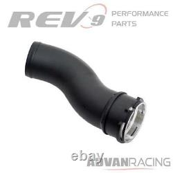 Rev9 Boost n Charge Pipe Kit Aluminum Bolt On Performance for F10 F11 535 11-17