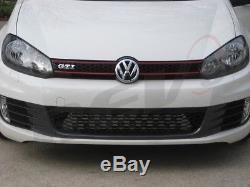 Rev9 For 06-09 Volkswagen VW GTI MK5 2.0T Turbo Front Mount Intercooler Kit