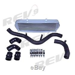 Rev9 For Ford Focus ST 2013-2017 Bolt On Front Mount Intercooler Kit Piping