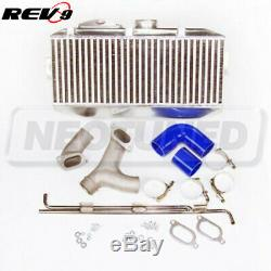 Rev9 For Subaru Impreza WRX/STI 02-07 Bolt-On Top Mount Intercooler Kit Upgrade