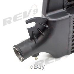 Rev9 ICK-077 Front Mount Bolt-On Intercooler Upgrade Kit For Q50 / Q60 2.0T