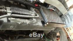 Rev9 Power 24 Row Bolt On Oil Cooler Kit For Nissan Z33 350Z & Z34 370z New
