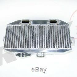 Rev9 Power For 02-07 Wrx Sti Ej20 Ej25 Bolt On Top Mount Intercooler Kit Upgrade