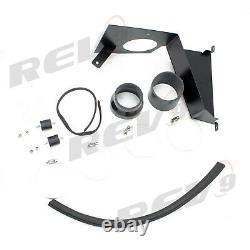 Rev9 Short Ram Air Intake Kit With Heat Shield Bolt-on For Vw Jetta Gli 2014-17