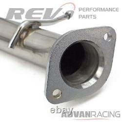 Rev9 Stainless Steel Axle-Back Exhaust Kit for LEXUS RC200 RC350 15-20 BOLT ON