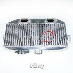 Rev9 Top Mount Turbo Intercooler Kit For 02-07 Wrx Sti Ej25 Gda Gdb Bolt On
