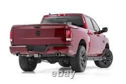 Rough Country 3 For Dodge/RAM 1500 Bolt-On Lift Kit withN3 & Rear Shock 12-18