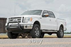 Rough Country 3in For Ford Bolt-On Vertex Lift Kit withV2 Shocks 09-13 F-150 4WD