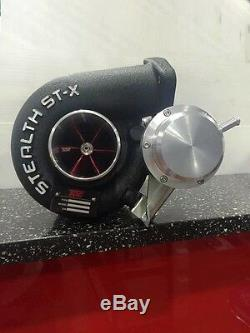 STEALTH GTX3071R GTX2967 T3 10CM BOLT ON TURBO KIT for SKYLINE R32 33 34 RB20 25
