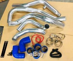Sale- Bolt-on Intercooler Piping Full Kit For Nissan Silvia S13 180sx Ca18 Turbo