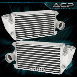 Side Mount SMIC Twin Intercooler Kit For 01-09 Porsche 911 GT2 / Turbo S 996 997