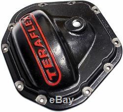 TeraFlex Heavy Duty Differential Cover Kit For DANA 60 CRD60 3990660 Black