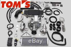 Tom's Oem Supercharger Hyper Compressor Bolt On Kit For 13-16 Scion Fr-s 86 Brz