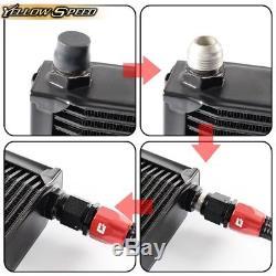 UK 25 Row Bolt On Oil Cooler Kit Upgrade For BMW 3 SERIES 335I E90 E92 N54