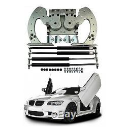 Universal Vertical Lambo Door Conversion Kit Hinge For Any Car Closeout 90Degree