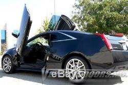 Vertical Doors Inc Bolt On Lambo Door Kits for Cadillac CTS 2008-2014 2DR CTS-V