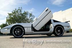 Vertical Doors Inc Bolt On Lambo Door Kits for Chevrolet Corvette C-4 1984-1996