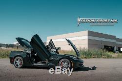 Vertical Doors Inc Bolt On Lambo Door Kits for Chevrolet Corvette C-7 2014-2016