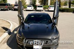 Vertical Doors Inc Bolt On Lambo Door Kits for Ford Mustang 2015-2018