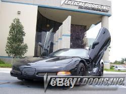 Vertical Doors Inc. Bolt-On Lambo Kit for Chevrolet Corvette C-5 97-04