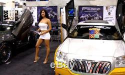 Vertical Doors Inc. Bolt-On Lambo Kit for Chevrolet Monte Carlo 79-88