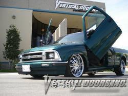Vertical Doors Inc. Bolt-On Lambo Kit for Chevrolet S10 94-04