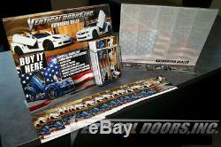 Vertical Doors Inc. Bolt-On Lambo Kit for Chevrolet Silverado 07-14