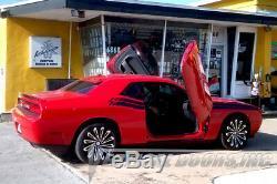 Vertical Doors Inc. Bolt-On Lambo Kit for Dodge Challenger 09-16