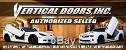 Vertical Doors Inc. Bolt-On Lambo Kit for Fiat 500 11-12