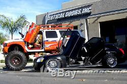Vertical Doors Inc. Bolt-On Lambo Kit for Ford Excursion 00-05