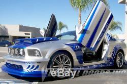 Vertical Doors Inc. Bolt-On Lambo Kit for Ford Mustang 05-10