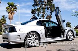 Vertical Doors Inc. Bolt-On Lambo Kit for Ford Mustang 1999-2004