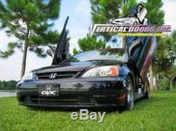 Vertical Doors Inc. Bolt-On Lambo Kit for Honda Civic 01-05