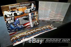 Vertical Doors Inc. Bolt-On Lambo Kit for Honda Civic 96-00