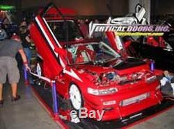 Vertical Doors Inc. Bolt-On Lambo Kit for Honda Civic / CRX 88-91 HB / 4 DR
