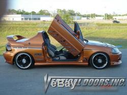 Vertical Doors Inc. Bolt-On Lambo Kit for Honda Del Sol 93-97