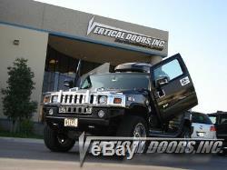 Vertical Doors Inc. Bolt-On Lambo Kit for Hummer H2 03-09