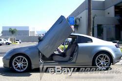 Vertical Doors Inc. Bolt-On Lambo Kit for Infiniti G35 Coupe 03-07 2 DR