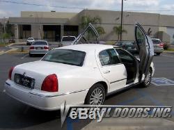 Vertical Doors Inc. Bolt-On Lambo Kit for Lincoln Town Car 98-10