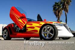 Vertical Doors Inc. Bolt-On Lambo Kit for Plymouth Prowler 97-02