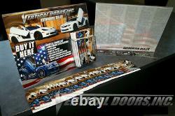 Vertical Doors Inc. Bolt-On Lambo Kit for Toyota Supra 93-02