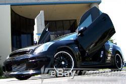Vertical Doors Inc Lambo Door Kit VDI Bolt On for Infiniti G35 Coupe 03-07 2DR