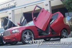 Vertical Doors Rear Vertical Lambo Door Kit For Dodge Charger 2005-10