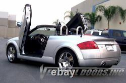 Vertical Doors Vertical Lambo Door Kit For Audi TT 1999-06 2DR -VDCAUDITT9906