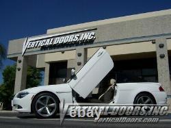 Vertical Doors Vertical Lambo Door Kit For BMW 6 Series 2003-10 -VDCBMW60309
