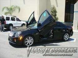 Vertical Doors Vertical Lambo Door Kit For Cadillac CTS 2002-07 -VDCCADCTS0207
